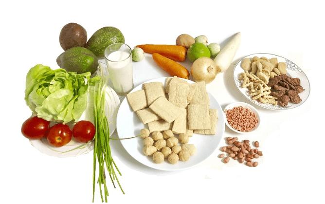Thực Phẩm Cho Người Ăn Chay-02