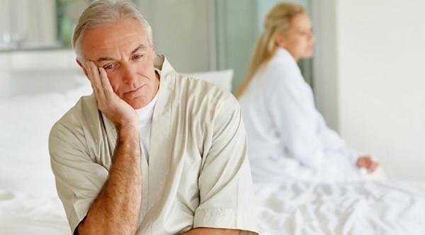 Rối loạn nội tiết tố nam