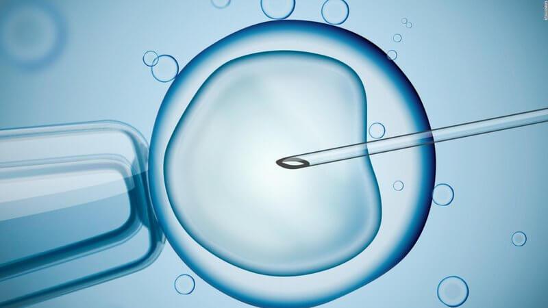 Đa nang buồng trứng có thai được không?